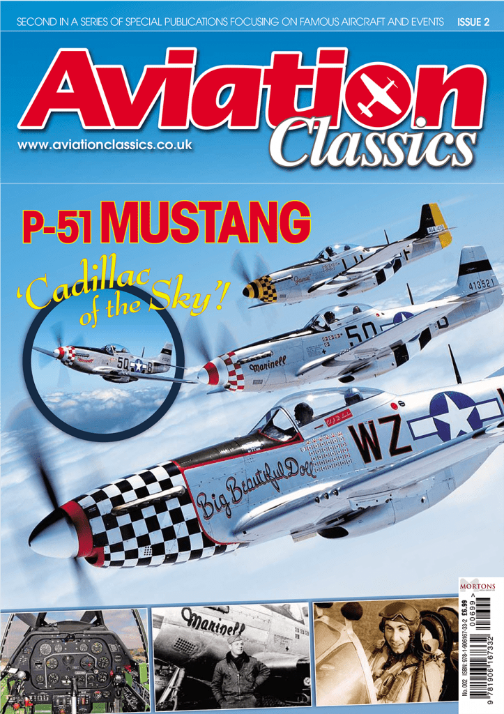 Aviation Classics: P51 Mustang
