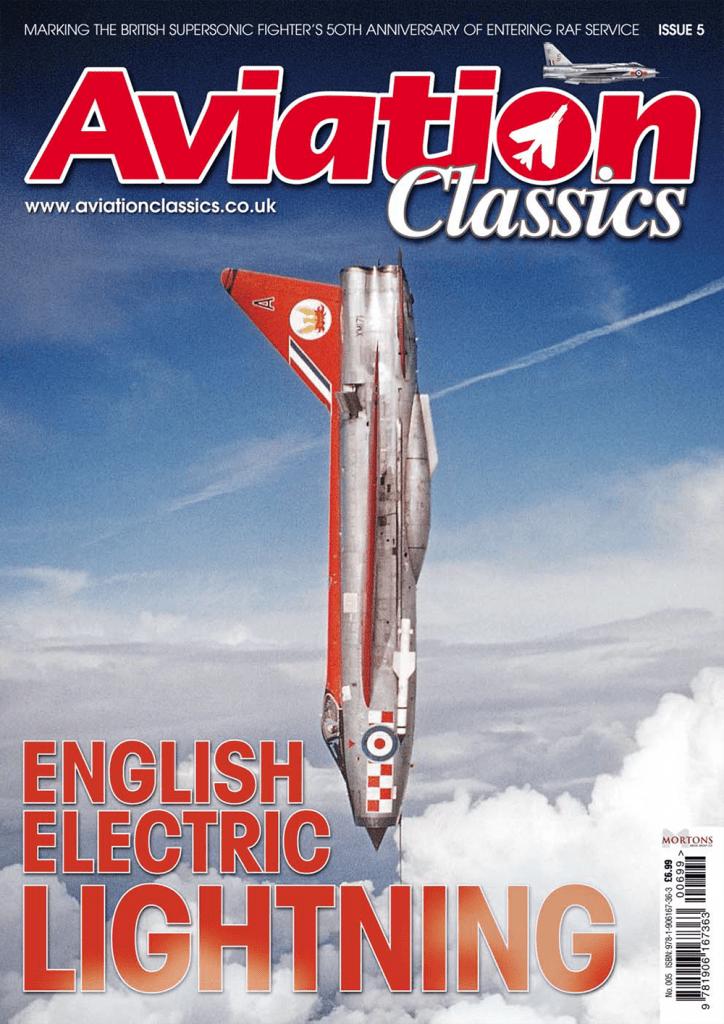 Aviation Classics: English Electric Lightning